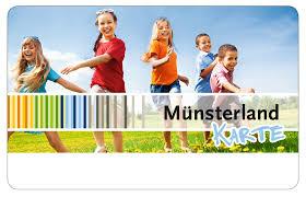 Münsterlandkarte